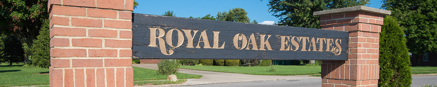 Royal Oak Residential Estates